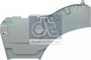 DT Spare Parts 7.75024 - Obudowa drzwi intermotor-polska.com