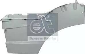 DT Spare Parts 7.75025 - Obudowa drzwi intermotor-polska.com