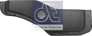 DT Spare Parts 7.70092 - Obudowa drzwi intermotor-polska.com
