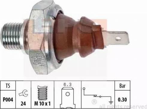 EPS 1.800.008 - Włącznik ciżnieniowy oleju intermotor-polska.com