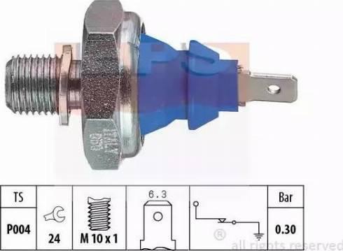 EPS 1.800.108 - Włącznik ciżnieniowy oleju intermotor-polska.com