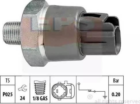EPS 1.800.114 - Włącznik ciżnieniowy oleju intermotor-polska.com
