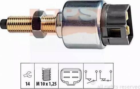 EPS 1.810.044 - Włącznik, wysprzęglanie (GRA) intermotor-polska.com
