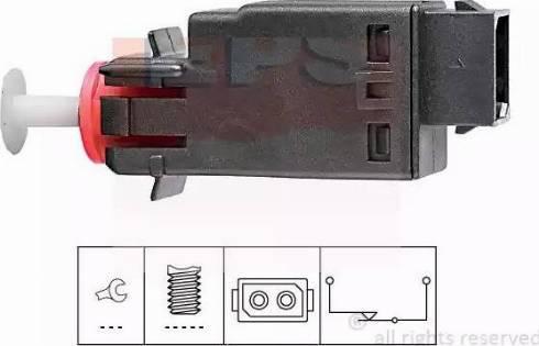 EPS 1.810.058 - Włącznik żwiateł STOP intermotor-polska.com