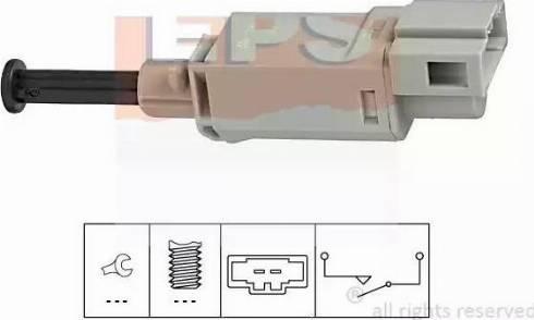 EPS 1.810.152 - Włącznik, wysprzęglanie (GRA) intermotor-polska.com