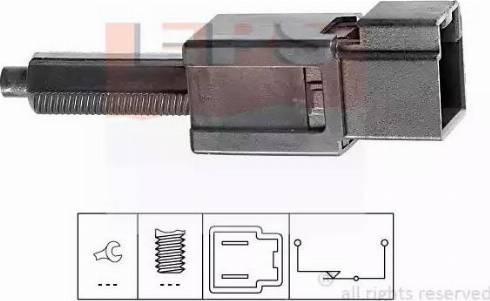EPS 1.810.165 - Włącznik, wysprzęglanie (GRA) intermotor-polska.com