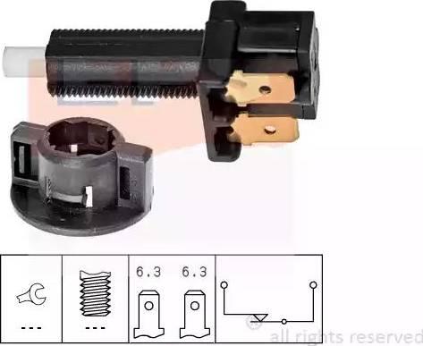 EPS 1.810.112 - Włącznik żwiateł STOP intermotor-polska.com