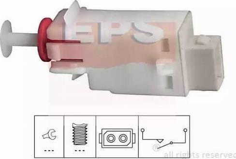EPS 1.810.123 - Włącznik, wysprzęglanie (GRA) intermotor-polska.com
