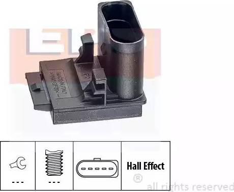 EPS 1.810.310 - Włącznik, wysprzęglanie (GRA) intermotor-polska.com