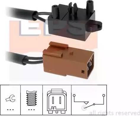 EPS 1.810.214 - Włącznik, wysprzęglanie (GRA) intermotor-polska.com