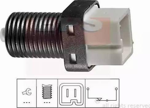 EPS 1.810.217 - Włącznik, wysprzęglanie (GRA) intermotor-polska.com