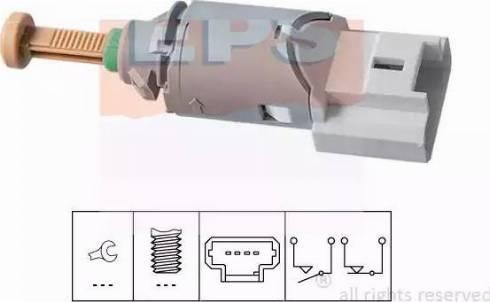 EPS 1.810.227 - Włącznik, wysprzęglanie (GRA) intermotor-polska.com
