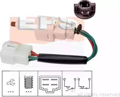 EPS 1.810.273 - Włącznik, wysprzęglanie (GRA) intermotor-polska.com