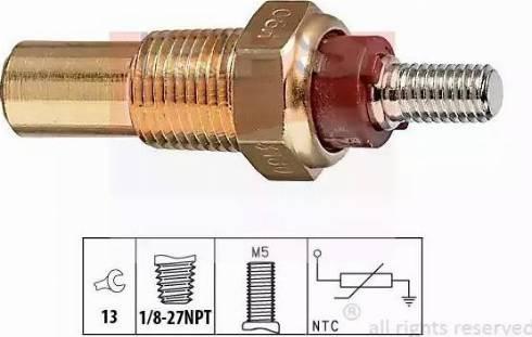 EPS 1.830.180 - Czujnik, temperatura płynu chłodzącego intermotor-polska.com