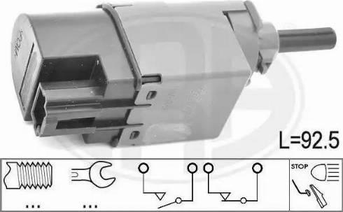 ERA 330937 - Włącznik, wysprzęglanie (GRA) intermotor-polska.com