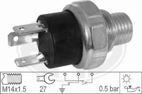 ERA 330564 - Włącznik ciżnieniowy oleju intermotor-polska.com