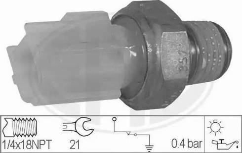 ERA 330028 - Włącznik ciżnieniowy oleju intermotor-polska.com