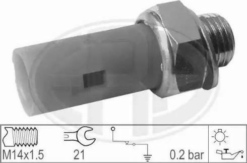 ERA 330027 - Włącznik ciżnieniowy oleju intermotor-polska.com