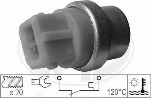 ERA 330161 - Czujnik, temperatura płynu chłodzącego intermotor-polska.com