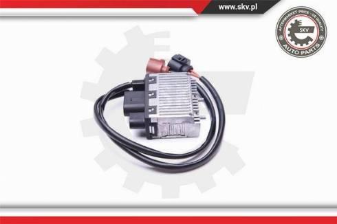 Esen SKV 94SKV801 - Rezystor szeregowy, wentylator klimatyzacji intermotor-polska.com