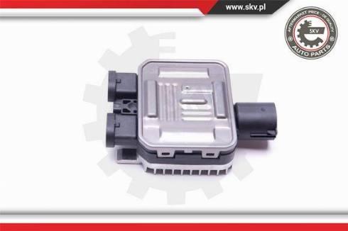 Esen SKV 94SKV803 - Rezystor szeregowy, wentylator klimatyzacji intermotor-polska.com