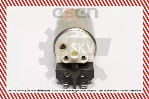 Esen SKV 02SKV211 - Pompa paliwa intermotor-polska.com