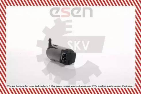 Esen SKV 15SKV016 - Pompa spryskiwacza, spryskiwacz szyby czołowej intermotor-polska.com