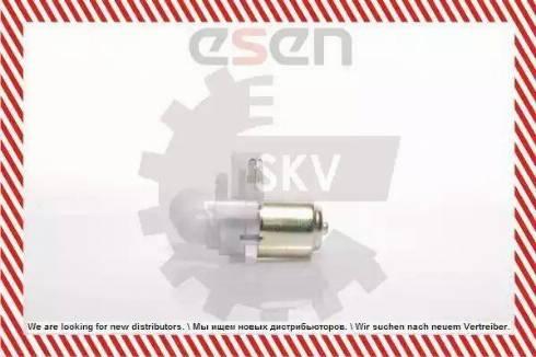 Esen SKV 15SKV017 - Pompa spryskiwacza, spryskiwacz szyby czołowej intermotor-polska.com