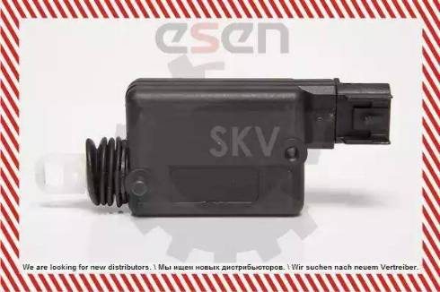 Esen SKV 16SKV080 - Zamek drzwi intermotor-polska.com