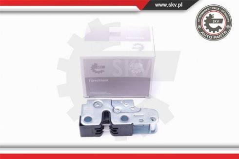 Esen SKV 16SKV206 - Zamek pokrywy komory silnika intermotor-polska.com