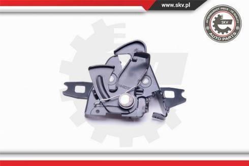 Esen SKV 16SKV207 - Zamek pokrywy komory silnika intermotor-polska.com