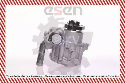Esen SKV 10SKV166 - Pompa hydrauliczna, układ kierowniczy intermotor-polska.com