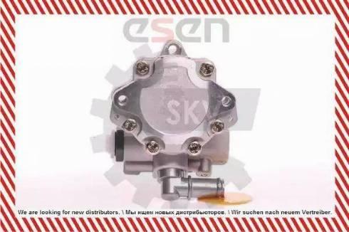Esen SKV 10SKV117 - Pompa hydrauliczna, układ kierowniczy intermotor-polska.com