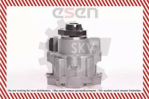Esen SKV 10SKV172 - Pompa hydrauliczna, układ kierowniczy intermotor-polska.com