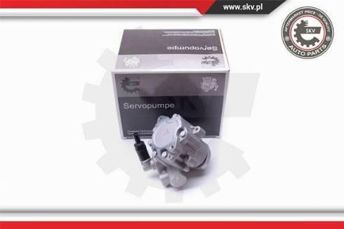 Esen SKV 10SKV282 - Pompa hydrauliczna, układ kierowniczy intermotor-polska.com