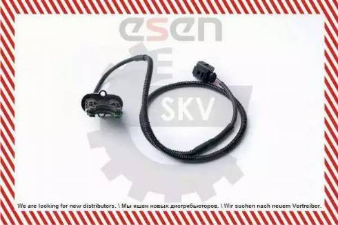 Esen SKV 17SKV304 - Czujnik kąta skrętu koła kierownicy intermotor-polska.com
