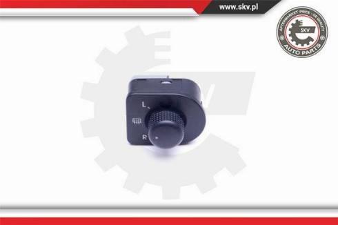 Esen SKV 37SKV611 - Włącznik, regulacja lusterka intermotor-polska.com