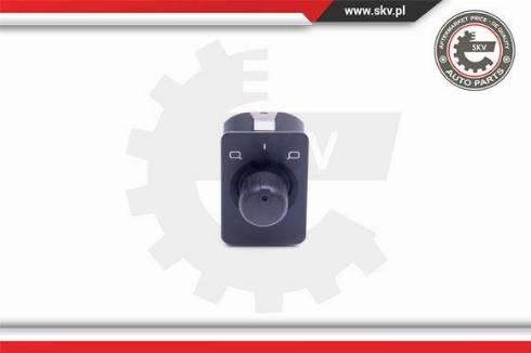 Esen SKV 37SKV612 - Włącznik, regulacja lusterka intermotor-polska.com