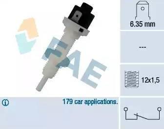 FAE 24010 - Włącznik żwiateł STOP intermotor-polska.com