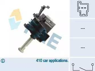 FAE 24854 - Włącznik, wysprzęglanie (GRA) intermotor-polska.com