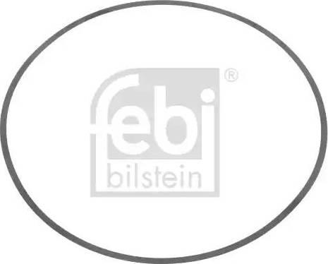 Febi Bilstein 49541 - Uszczelka, tuleja cylindra intermotor-polska.com