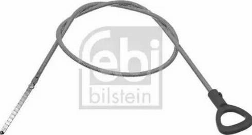 Febi Bilstein 49581 - Miarka oleju, automatyczna skrzynia biegów intermotor-polska.com