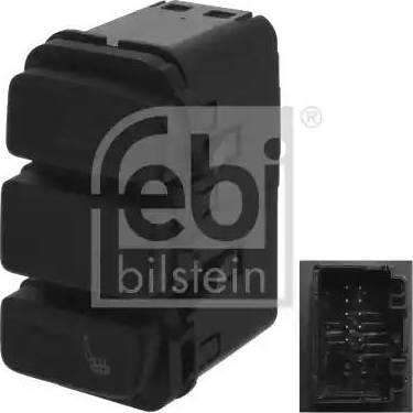 Febi Bilstein 44395 - Przełącznik, ogrzewanie siedzenia intermotor-polska.com