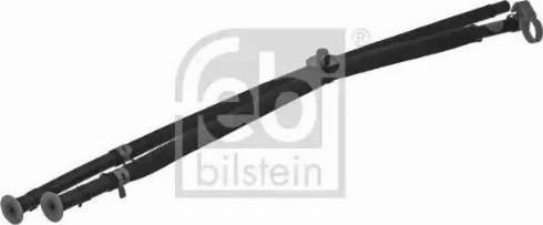 Febi Bilstein 45777 - Przewód elastyczny,regeneracja filtra sadzy / cząstek stał intermotor-polska.com