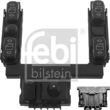 Febi Bilstein 46769 - Włącznik, tylna pokrywa intermotor-polska.com