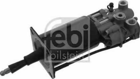 Febi Bilstein 40940 - Wspomaganie sprzęgła intermotor-polska.com
