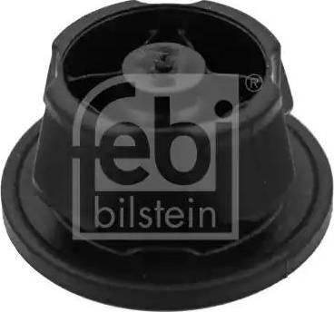 Febi Bilstein 40836 - Element mocujący, pokrywa komory silnika intermotor-polska.com
