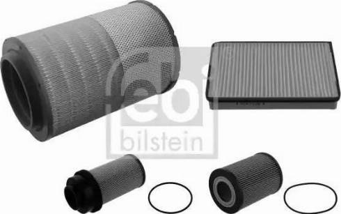 Febi Bilstein 40830 - Zestaw filtra intermotor-polska.com
