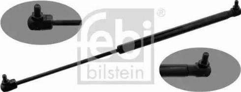 Febi Bilstein 48567 - Sprężyna gazowa, koja intermotor-polska.com