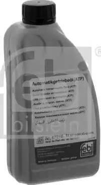 Febi Bilstein 47716 - Olej do automatycznej skrzyni biegów intermotor-polska.com